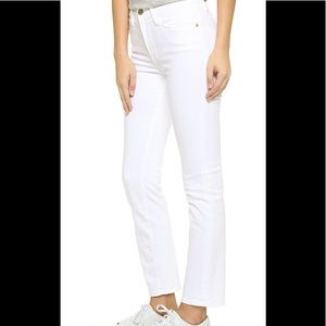 FRAME DENIM Le High Straight white jeans size 27